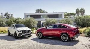 Mercedes prezinta a doua generatie GLE Coupé