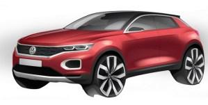 Volkswagen pregateste un crossover urban