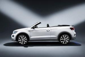 Volkswagen T-Roc Cabriolet (2020)