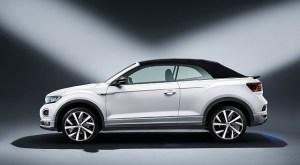 Volkswagen T-Roc Cabriolet, primul SUV compact decapotabil