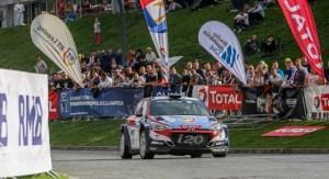 CNR, Transilvania Rally 2019: Simone Tempestini castiga raliul de casa si e mare favorit la titlu