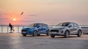 Ford Puma Titanium X va fi prezentat la Salonul de la Frankfurt