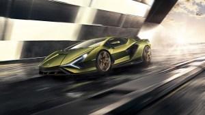 "Lamborghini Sian – primul ""taur"" hibrid este cel mai rapid model de strada din istoria marcii"