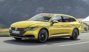 Volkswagen confirma un viitor shooting brake