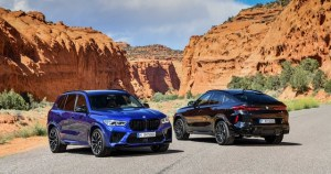 BMW prezinta a treia generatie X5 si X6 in versiunile de inalta performanta M si M Competition