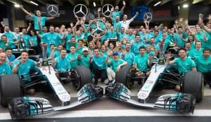 Cat costa si cat este de profitabila participarea Mercedes in Formula 1