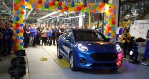 Ford lanseaza, la Craiova, productia noului Puma