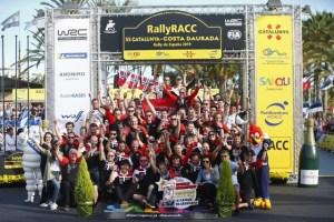 WRC, Raliul Cataloniei 2019: Ott Tänak este primul estonian campion mondial de raliuri!