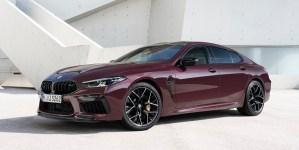 BMW prezinta M8 Gran Coupé