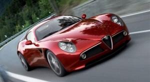 Alfa Romeo a anulat proiectele sportive GTV si 8C