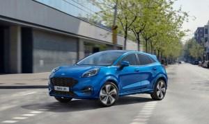 Noul Ford Puma, produs la Craiova, se lanseaza cu un pret foarte atractiv