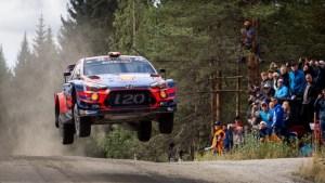 WRC, Raliul Australiei 2019: Incendiile de vegetatie au determinat anularea ultimei runde