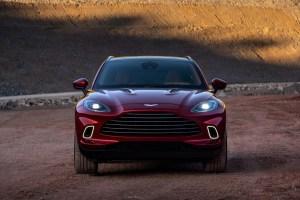 Primul SUV de la Aston Martin se lansează și în România