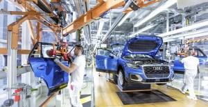Audi va suprima 9.500 locuri de munca in Germania, pana in 2025