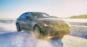 Primele detalii oficiale despre viitorul BMW i4