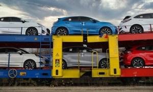 Primele unități Ford Puma au plecat spre piețele europene chiar de Ziua Națională a României