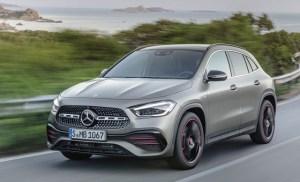 A doua generație Mercedes GLA (2020) - prezentare pe scurt