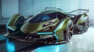 Lamborghini Vision Gran Turismo, un vis frumos!