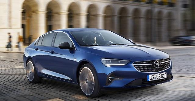 Opel Insignia, înlocuită cu un crossover? | 24auto