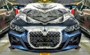 Noul BMW Seria 4, dezvăluit deja pe internet