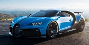 Bugatti Chiron Pur Sport. Fără compromisuri!