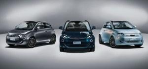 Noua generație Fiat 500, concepută din temelie pentru o carieră electrică