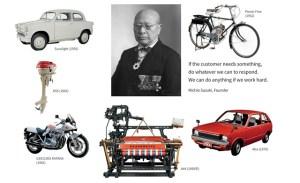 Suzuki, la 100 de ani