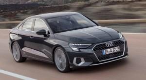 Iată noul Audi A3 sedan