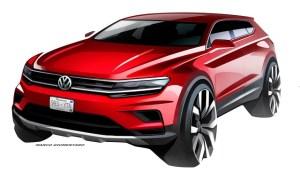 Volkswagen Tiguan 3 - când apare și cum va fi
