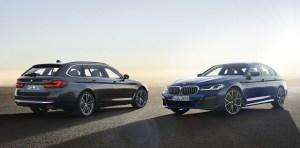 BMW Seria 5 facelift - electrificare generalizată