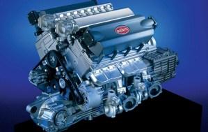 Motorul W16 de la Bugatti va avea viață lungă