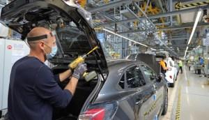 Septembrie a fost prima lună din 2020 cu creștere pe piața auto europeană