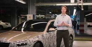 VIDEO: Noua generație Mercedes Clasa S, în prima apariție oficială