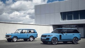Range Rover a împlinit 50 ani