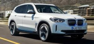 Iată noul iX3, primul SUV BMW 100% electric