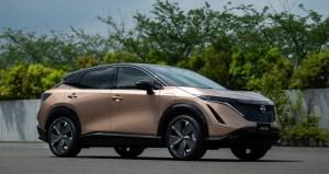 Nissan Ariya: Qashqai în variantă 100% electrică
