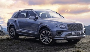 Facelift cu ștaif: Bentley Bentayga (2020)