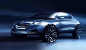 Vă mai amintiți conceptul HR-1? Peugeot pregătește un mic SUV, în locul mezinei 108