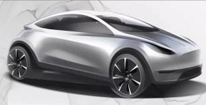 Tesla lucrează la un model sub 25.000 de dolari