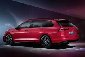Volkswagen Golf 8 Variant / Alltrack (2020)