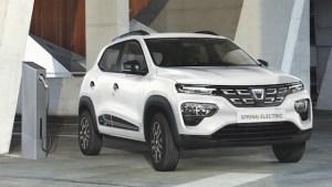 Moment istoric pentru Dacia: a fost prezentat Spring, primul model electric al mărcii