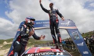 WRC: Dani Sordo a recidivat în Sardinia