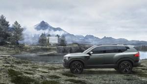 Calendarul noutăților Dacia, până în 2025