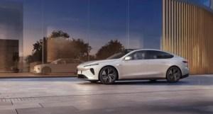Nio ET7, un nou rival pentru Tesla Model S