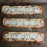 Individual Zucchini Tarts