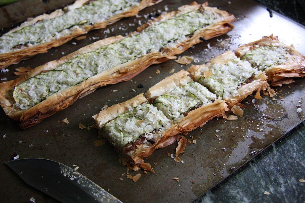 Individual Zucchini Tarts I 24 Carrot Life