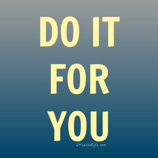 Do it for you!