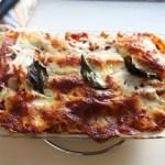 Lightened Up Summer Vegetable Lasagna