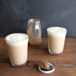Vegan Skinny Salted Caramel Frappuccinos