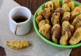 Fried Green Tomato Sticks